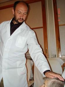 Sergey V. Umansky at work
